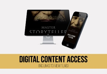 Master Storyteller – Digital Access & Film Package