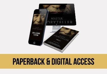 Master Storyteller – Paperback, Digital Access & Films